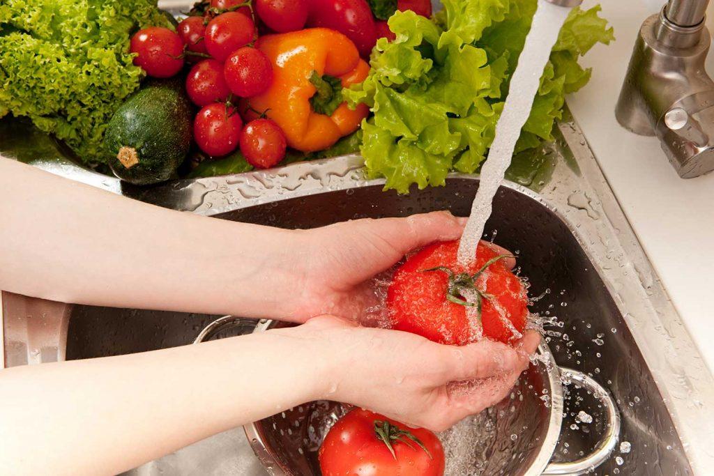 Cách rửa rau sạch là kiến thức cần biết trong cuộc sống