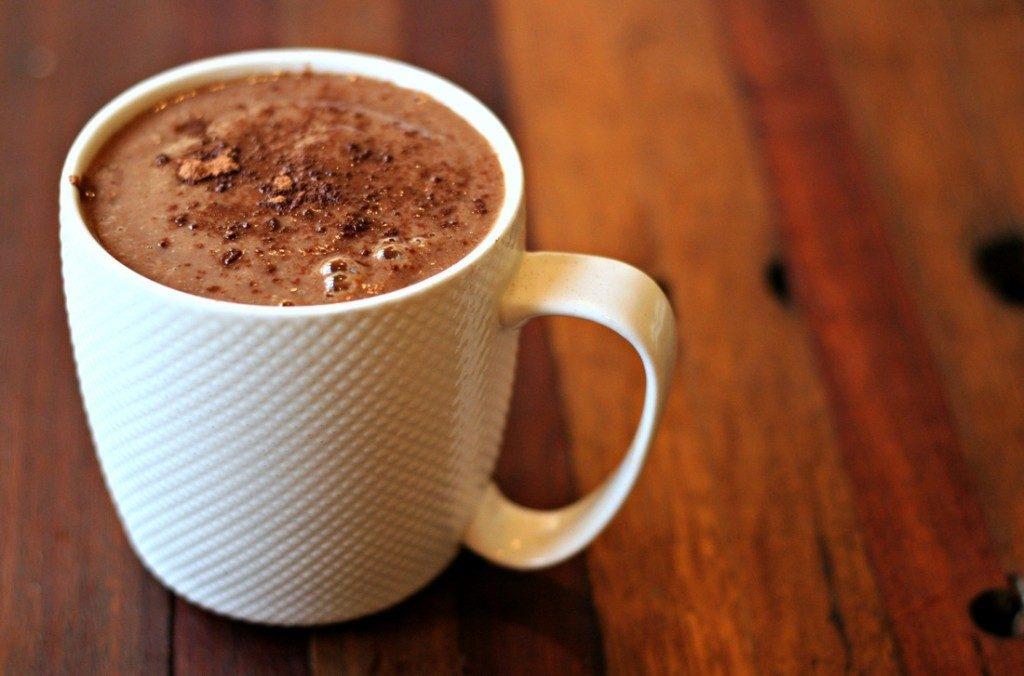 Cacao nóng là thức uống cung cấp nhiều chất dinh dưỡng cho sức khỏe