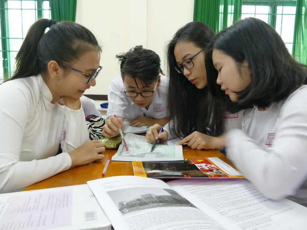 Kiến thức cơ bản trong học tập hỗ trợ cho sự nghiệp của thí sinh rất nhiều