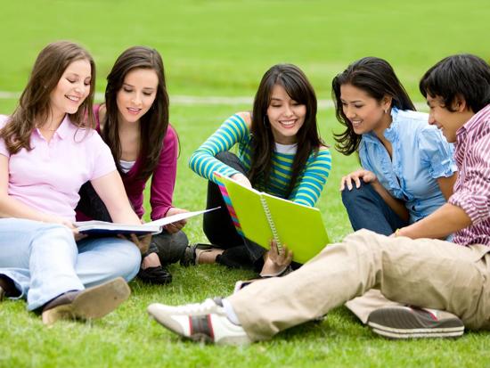Gom nhặt kiến thức từ mọi người cũng là cách học hiệu quả