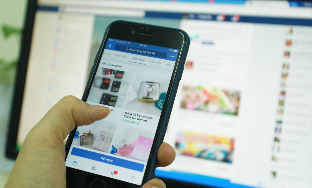 Facebook là nguồn cung cấp kiến thức kinh doanh online vô cùng bổ ích