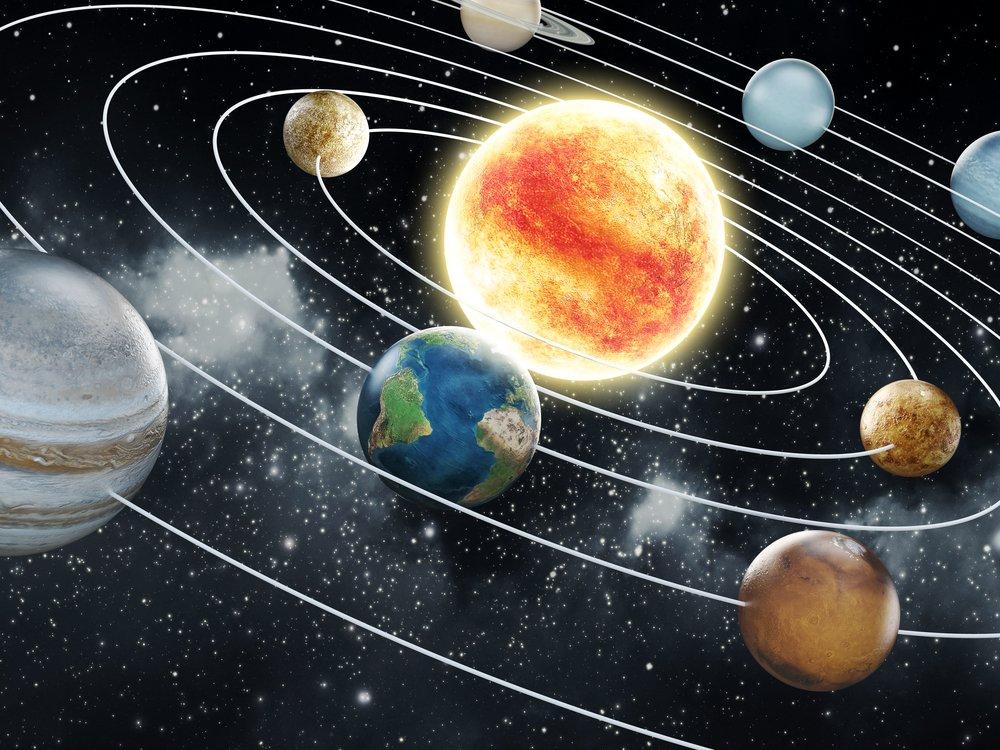 Kiến thức vũ trụ thú vị về hệ mặt trời rất bổ ích cho các thí sinh