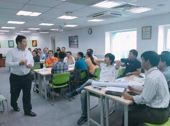 Kiến thức kinh doanh trường lớp là nền tảng để thí sinh phát triển bền vững