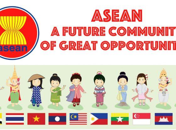 Việt Nam là thành viên của ASEAN